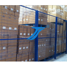 Warehouse Isolation Fencing