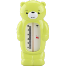 Cartoon Bear Baby Accessory Termometr kąpielowy