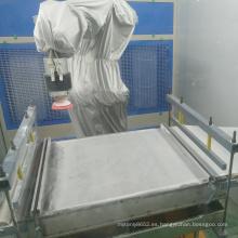 Sistema de pulido de película termocontraíble BOPS