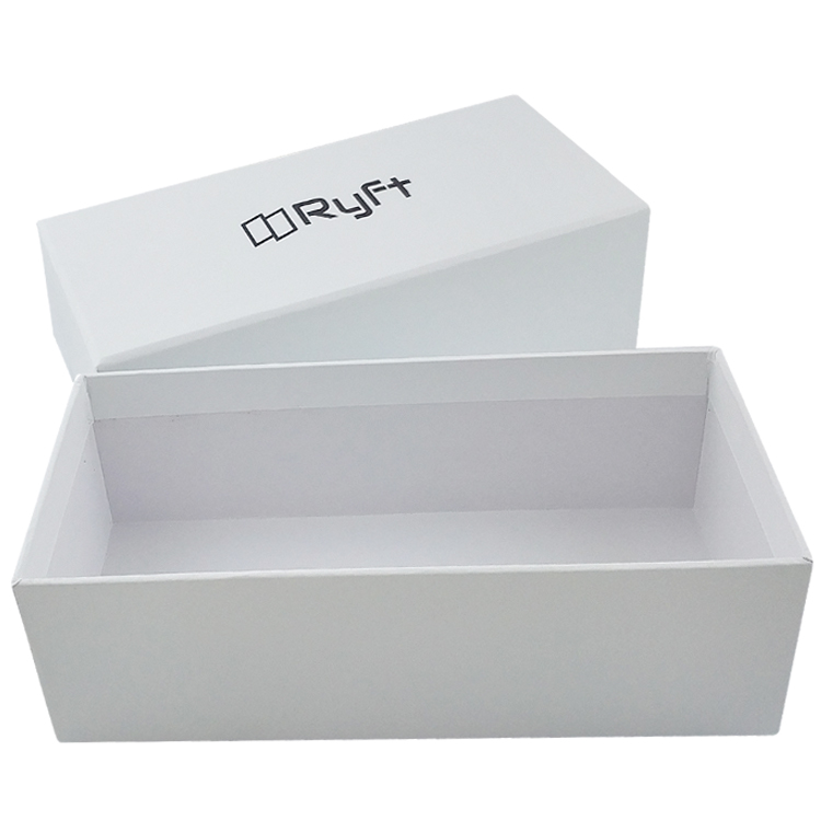 White Paper Sunglasses Cardboard Box with Stamping