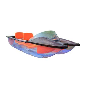 Transparent Canoe Pc 4 Person Kayak Australia