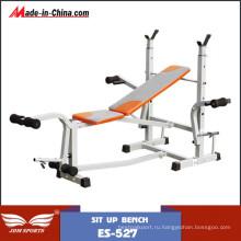 Многофункциональные тренажеры свободный Вес скамейки комплекты (ЭС-527)