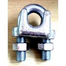 Proveedor de fábrica aparejo un Clips de cuerda de alambre de tipo
