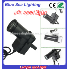 DJ-Club-Pin-Spot-Licht 10W RGBW DMX-Farbe wechselbare LED-Bühnenbeleuchtung