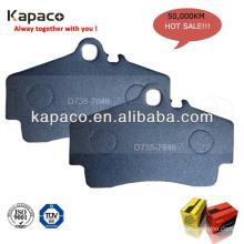 Kapaco brake pad manufacturer of disc brake pad price D738-7646