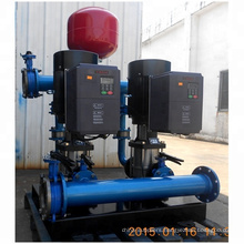 Integration control PID frequency conversion water supply equipment