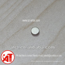 D1/4 X 1/ 16 Inch Ndfeb Scheibenmagnet / Neodym Magnete dia.6.35mm disc / Lautsprecher Magnet
