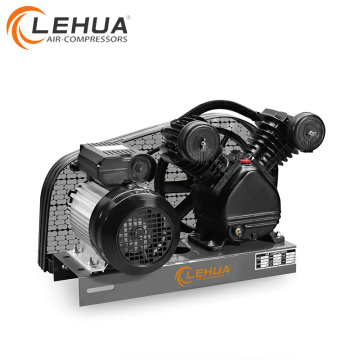 2.2kw 3hp 2065 air compressor with air pump and motor no tank