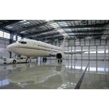 Custom Braking, Rolling,Shearing Metal Aircraft Hangar Buil