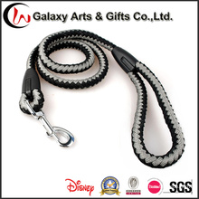 Strong Braided Polyester Pet Leads with Heavy Duty Metal Hook