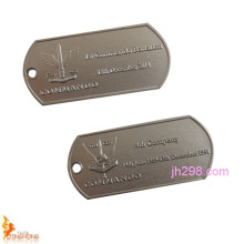 Stainless Steel Dog Tag Custom Military Dog Tag Manufacturer