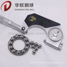 High Quality Large Size 45mm Mirror Polished Chrome Steel Bearing Ball