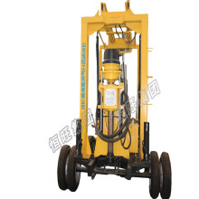 Diesel Borehole Core Water Well Drilling Machine
