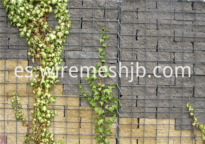 Welded Gabion Wall