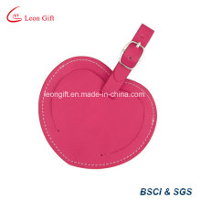 Standard Size PU Leather Wedding Bag Tag