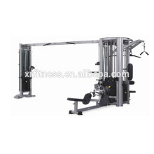 commercial Hotsale Chinese 6-station Multi Gym Equipment machine
