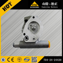 PC200-6 GEAR PUMP 704-24-24420