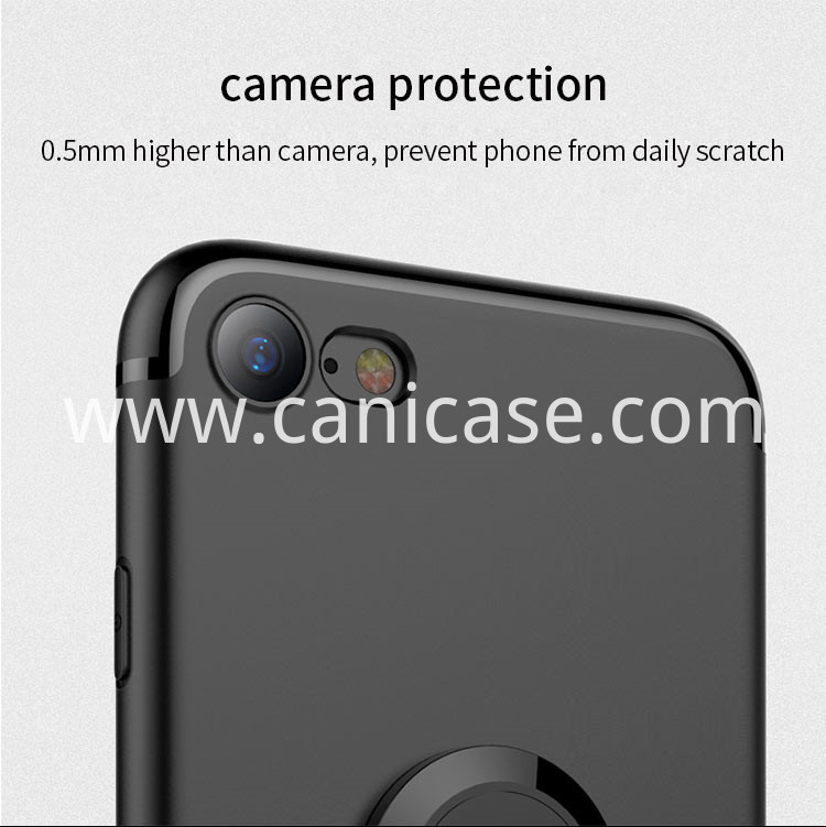 Case for iPhone7 with finger ring