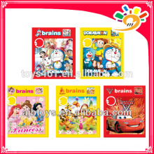 jigsaw puzzle for promotional plastic puzzle toy for Age1-3