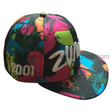 Sombrero de los deportes de la parte posterior de la manera, gorra de béisbol