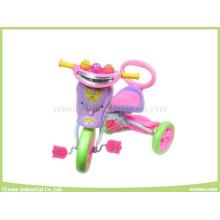 Faltbares Baby-Dreirad mit elektrischer Musik und Lichtern