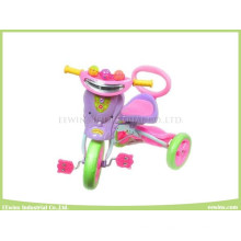 Foldable Baby Tricycle with Electric Music and Lights