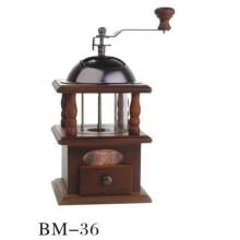 Manual Handle Burr Coffee Grinder