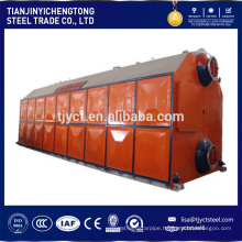 high efficiency SZL series 6 ton automatic horizontal water tube coal fired steam boiler
