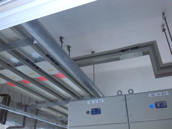 Low voltage busbar trunking system