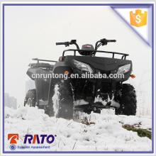 2016 Китайский оптовый черный 250cc quad atv