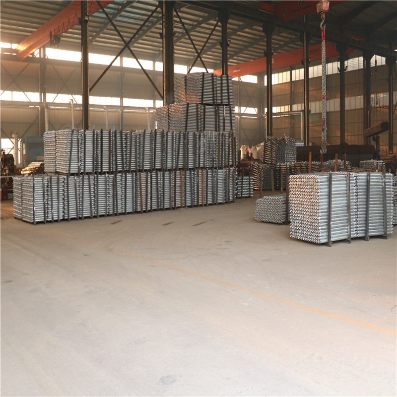 Scaffolding aluminum