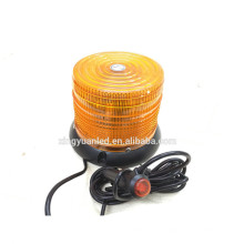 Ambulance blue warning light blue led beacon lights strobe rotating led beacons 54W waterproof