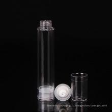 Пластиковые бутылки насоса 50мл уход за кожей косметическая Безвоздушная бутылка насоса (NAB06)