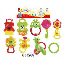 Прекрасный Детские Игрушки Высокого Качества Пластиковые Животных Колокол (600268)