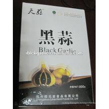 2016 Caja de Ajo Negro Excelente 500g / caja