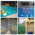 Ganas Multi-função Gym Center PVC Function Floor