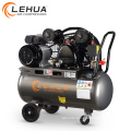 1.5kw 50l V air pump portable hand operated tire air compressor