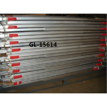 Suspension réglable Bar aluminium Cargo Bar