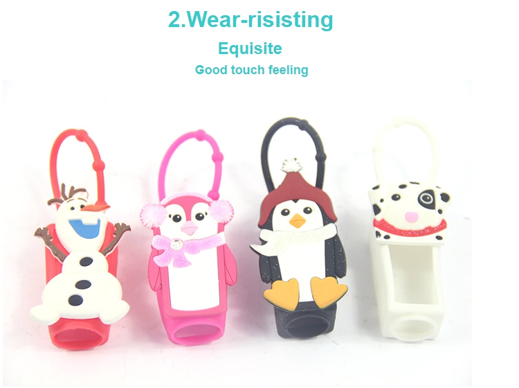 cute sanitizer holder