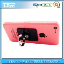 Soporte de teléfono inteligente promocional de anillos de dedo