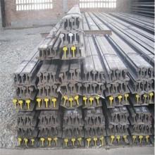 Eisenbahn-Stahllicht-Schienen-Kohlen-Bergwerk-Kohlenstoff-Material