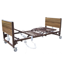 Electric nursing home folding bed in the hospital