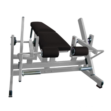 Equipamentos de ginástica / equipamentos de ginástica para flexão lateral de pernas ISO (HS-1021)