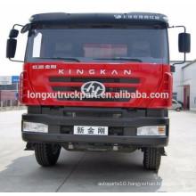 SAIC-IVECO HONGYAN new KINGKAN , 390hp 6x4 Dump truck