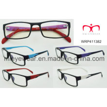 New Fashion Plastic Eyewear Etewearframe Optical Frame (WRP411382)
