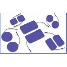 Selbstklebendes Elektrodenpad für den Zehnergebrauch