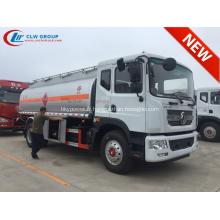 2019 Nouveau camion de distribution diesel DFAC D9 17000litres