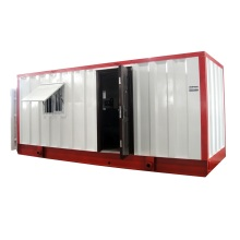 Good Quality for Container Type Generator 20'container diesel  generator set 500kVA supply to Tokelau Wholesale