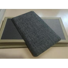 The textilene material ground mat