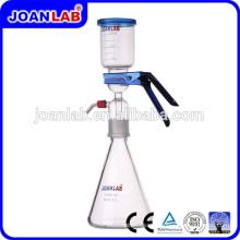 JOAN LAB Aparato de filtración de solventes de vidrio borosilicato